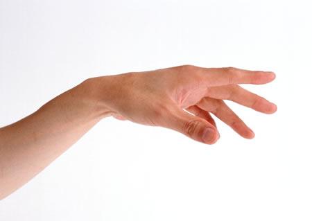 マッサージ初心者の罠:硬い手